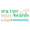 IP& TMT Awards 2018 by Legalcommunity.it
