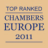 Chambers Europe, Europe's leading Lawyers for Business, 2011